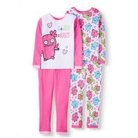 Girls' Ugly Dolls 2fer Cotton Pajama Set (Little Girl & Big Girl)