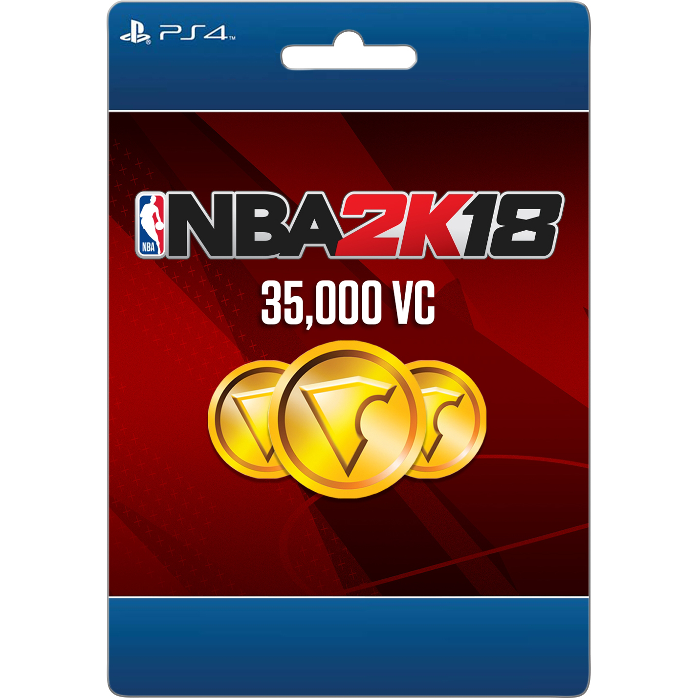 Sony NBA 2K18 35,000 VC (email delivery)