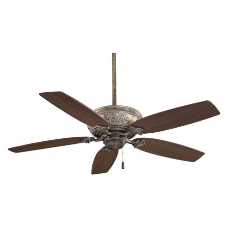 Minka Aire F659-FB Classica 54 in. Indoor Ceiling Fan - French Beige - ENERGY STAR French Country Ceiling Fan