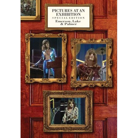 Emerson Lake & Palmer: Pictures at an Exhibition