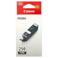 Canon Pixma 250 PGBK Black Ink Tank, 15 ml