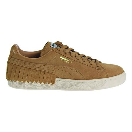 Puma Suede TSSL Women's Shoes Apple Cinnamon 364109-03 ()