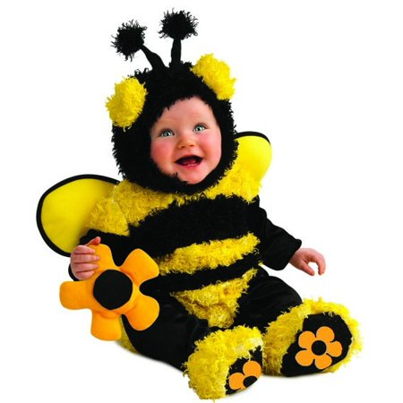 Best Womens Costume Ideas (Rubie's Noah's Ark Collection Buzzy Bee Romper Costume (6-12)