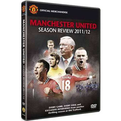 Manchester United Season Review 2011 - 2012