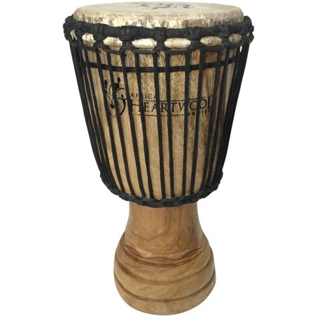Classical Heartwood Djembe Drum 6-7