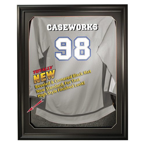 Caseworks International Full Size Jersey Display