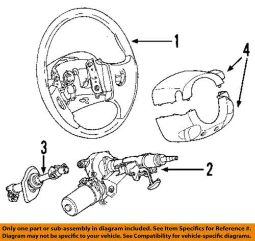 GM OEM Steering Column-Shaft 15939132