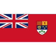 Canadian 1922 Flag (3 by 5 feet)