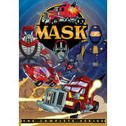 M.A.S.K.: The Complete Series (DVD)