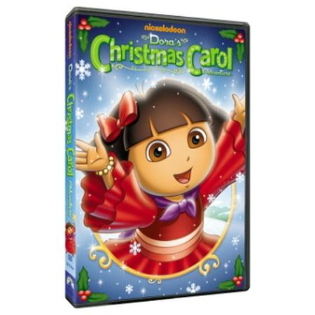 Dora The Explorer: Dora's Christmas Carol Adventure (DVD) ()