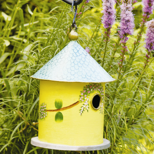 Bastion Birdhouse by Achla Designs
