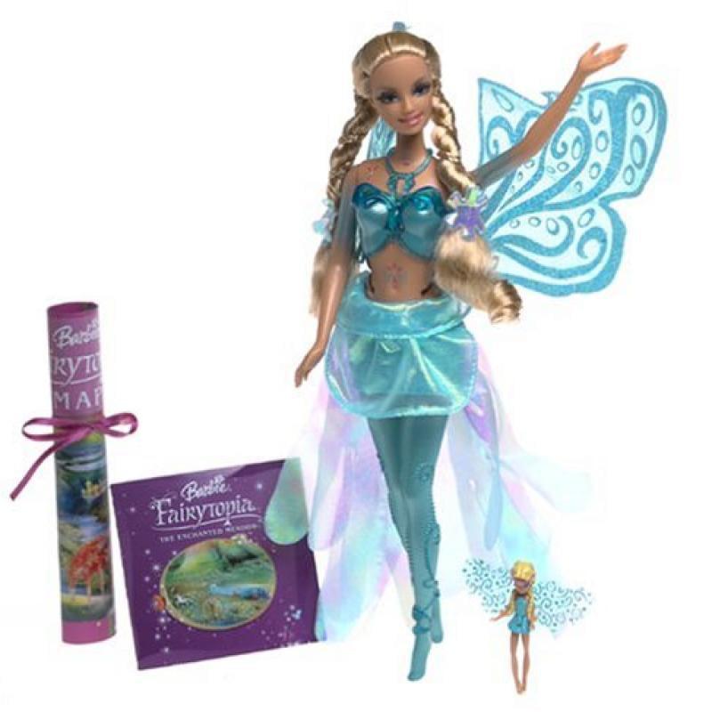 Barbie Fairytopia Wonder Fairy Joybelle by