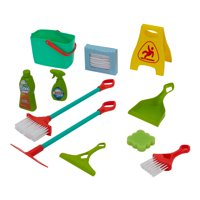 Spark. Create. Imagine. 20-Piece Cleaning Play Set