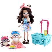 Enchantimals Paws for a Picnic Doll Set Image 1 of 7