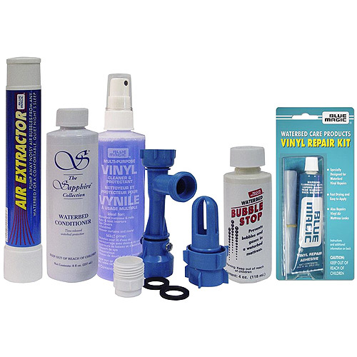 Blue Magic Waterbed Maintenance Kit, Super Pack