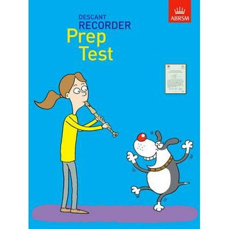 Descant Recorder Pieces (Descant Recorder Prep Test)