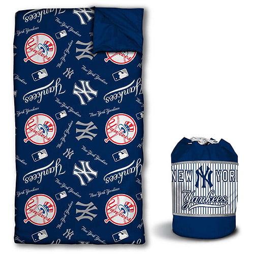 MLB Yankees Sleeping Bag Duffle