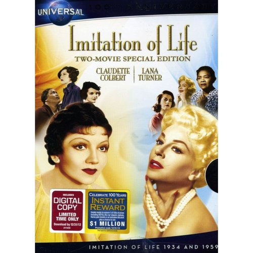 Imitation Of Life Two-Movie Special Edition (1934/1959) (Full Frame, Widescreen)