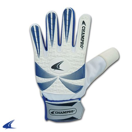 Champro Soccer Goalie Glove, Size (Indoor Soccer Gloves)