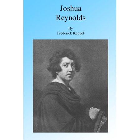 Sir Joshua Reynolds, Illustrated - eBook