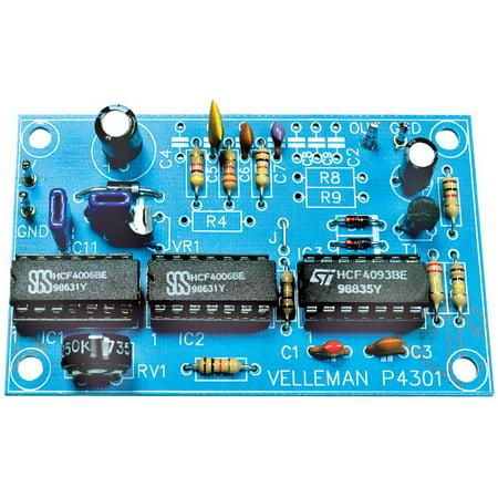 Velleman Generator (Velleman Pink Noise Generator Kit)