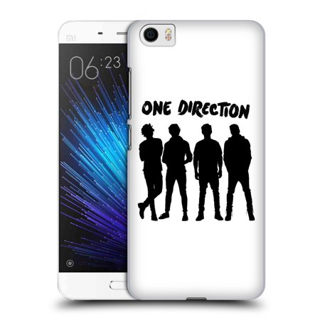 Official One Direction Group Silhouette Hard Back Case For Xiaomi Phones