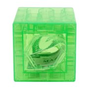 Womail 3D Cube Puzzle Money Maze Bank Saving Coin Collection Case Box Fun Brain Game