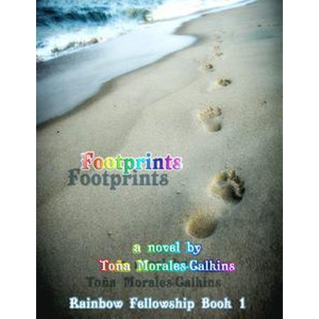 Footprints (Rainbow Fellowship Book 1) - eBook - One Set Of Footprints