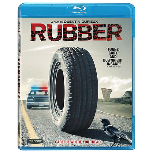 Rubber (Blu-ray) (Widescreen)