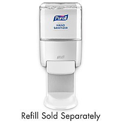 Purell® ES4 Wall-Mount Hand Sanitizer Dispenser, - Hand Sanitizer Wall Mount Dispenser