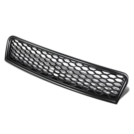 Audi A4/Quattro/S4 ABS Plastic Honeycomb Mesh Style Front Grille (Black) - B6 Typ 8E/8H ()