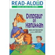 Dinosaur on Hanukkah - eBook