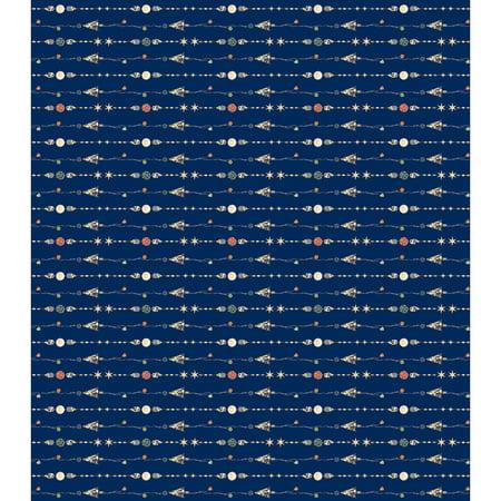 """Craft Consortium Decoupage Papers 13.75""""X15.75"""" 3/Pkg-Blue Ornaments - image 1 de 1"""