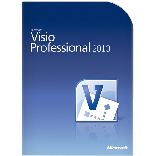Microsoft Visio Professional 2010 for Windows