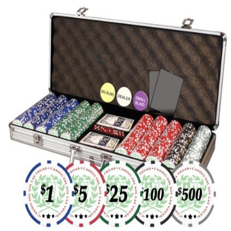 Da Vinci Systems Professional Casino Del Sol Poker Chips ...