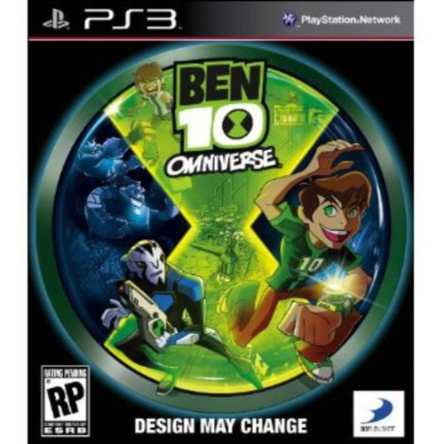 Ben 10 Omniverse Playstation 3 by D3Publisher