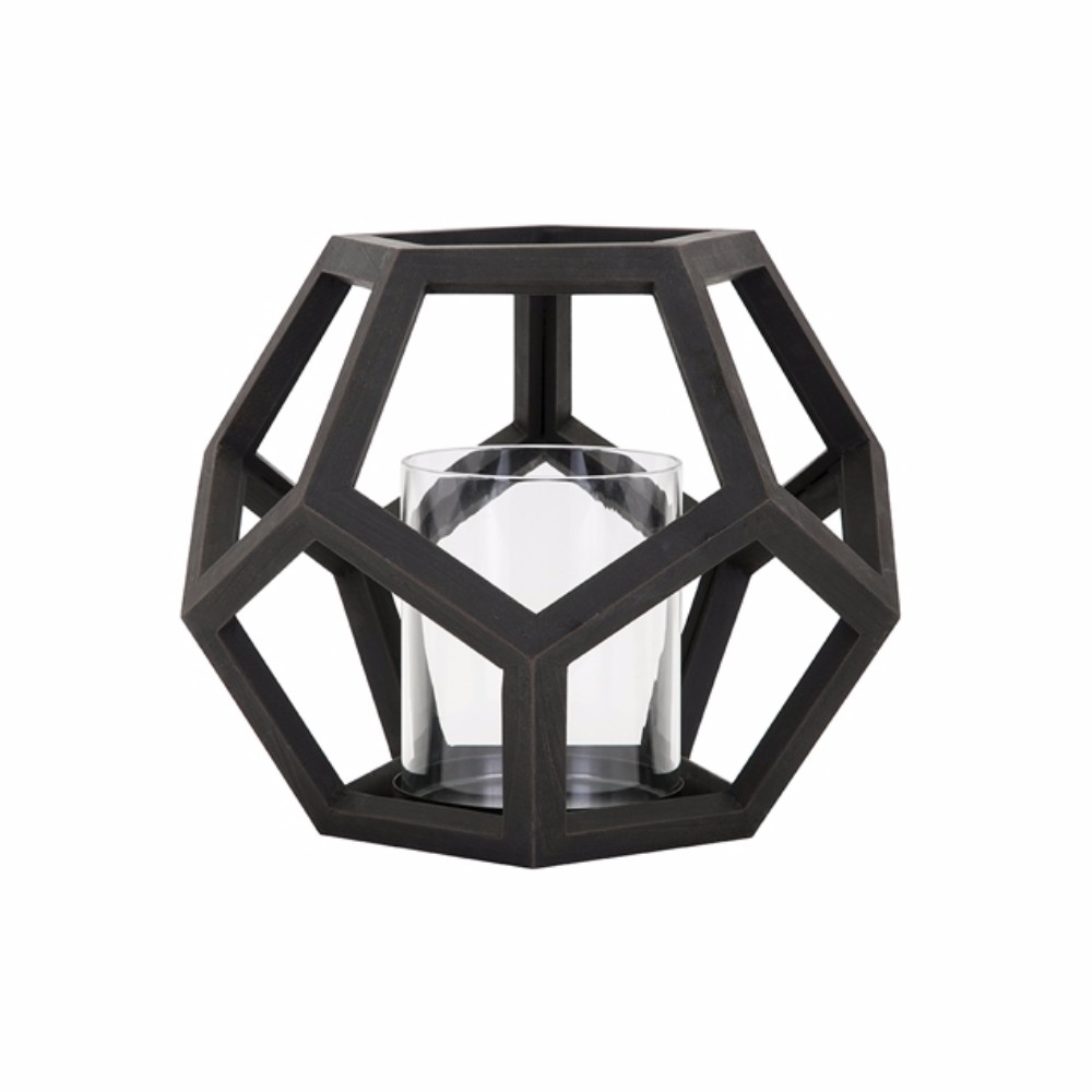 Spectacular Wood Lantern, Small