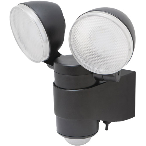 Maxsa Battery-Powered Motion-Activated LED Security Spotlight