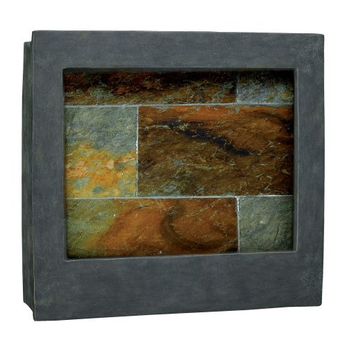 Eagle Square Indoor/Outdoor Wall Fountain