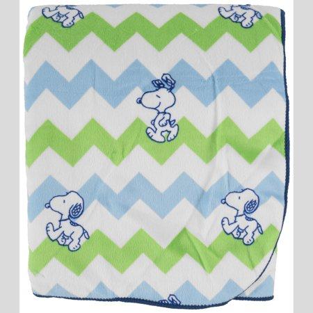 Bedtime Originals™ Peanuts® Baby Blanket (Baby Sh)