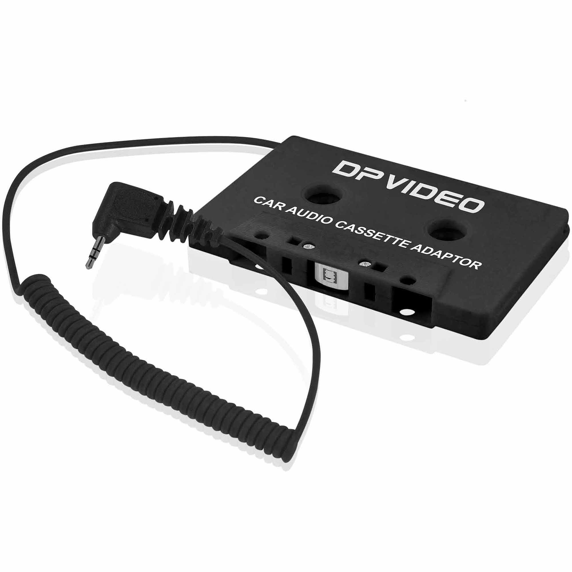 DP Audio Universal Car Cassette Adapter
