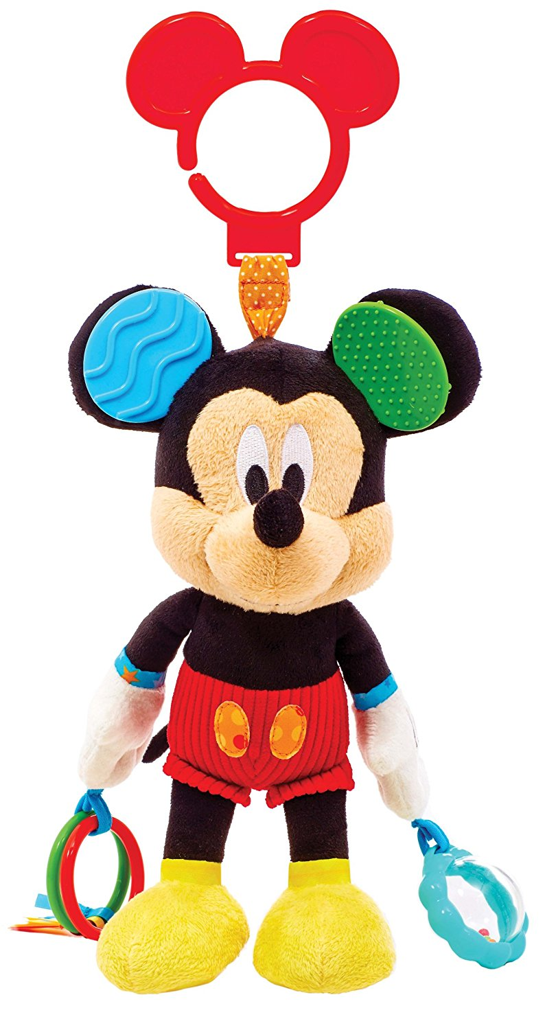Disney Baby Activity Toy, Mickey Mouse by Kids Preferred