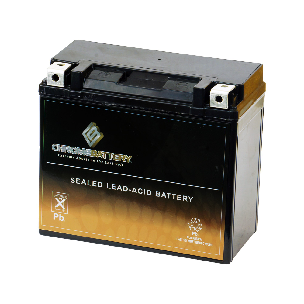 YTX20-BS Motorcycle Battery for Harley-Davidson 1200cc XL XLH Sportster 1987