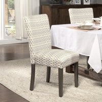 HomePop Classic Parsons Dining Chair (Set of 2)