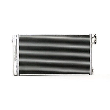 A-C Condenser - Pacific Best Inc For/Fit 4049 07-11 BMW 3-Series Sedan/Convertible/Coupe WITH TURBO 08-12 135i Coupe WITH Receiver & (Bmw 135i Coupe)