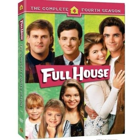 Full House  The Complete Fourth Season  Full Frame