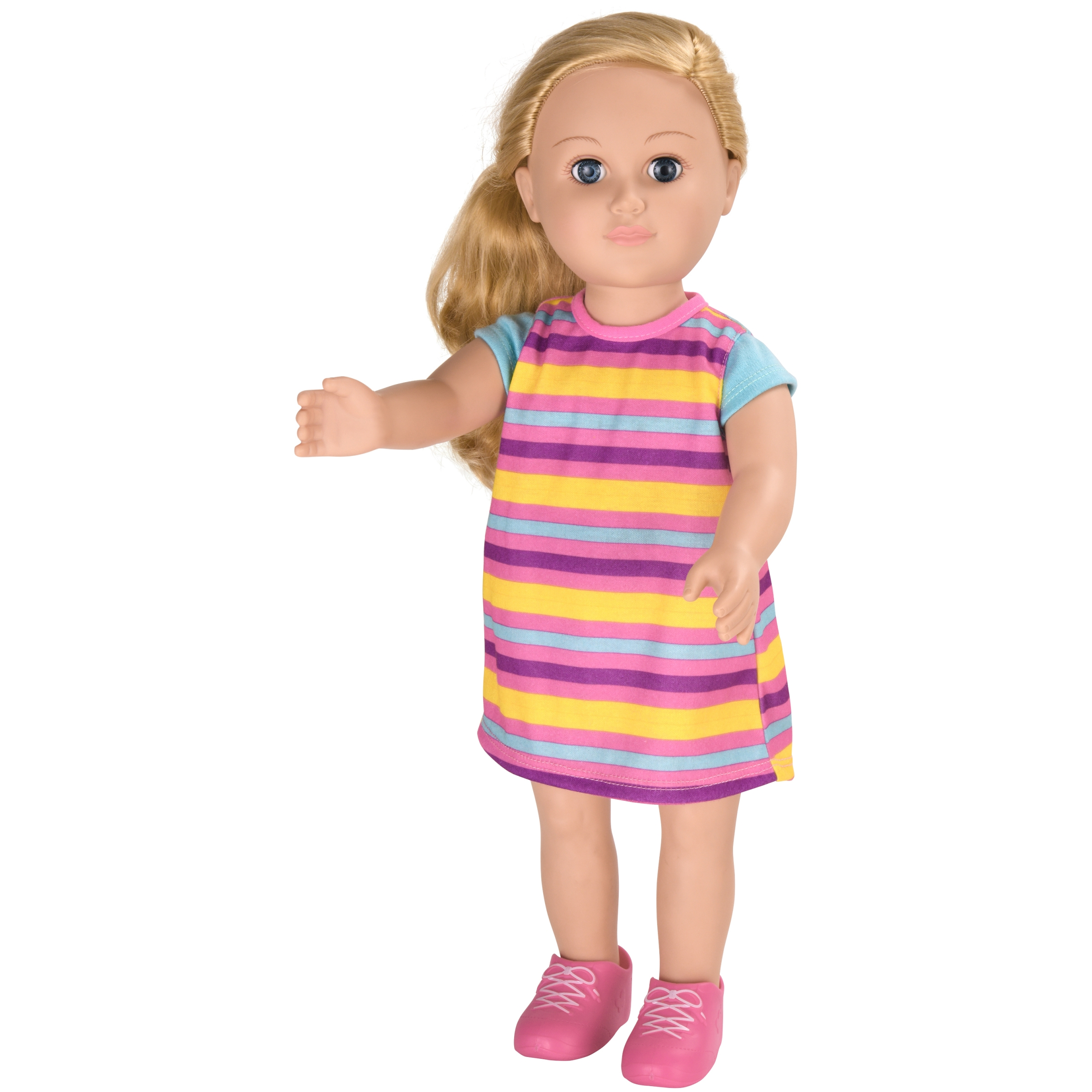 """My Life As 18"""" Poseable Emma Doll, with Blonde Hair"""