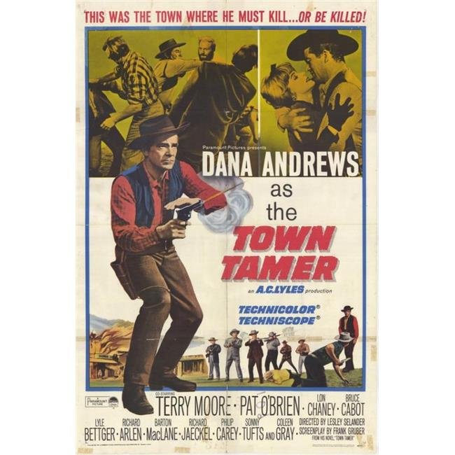 Posterazzi MOVGH3239 Town Tamer Movie Poster - 27 x 40 in. - image 1 de 1