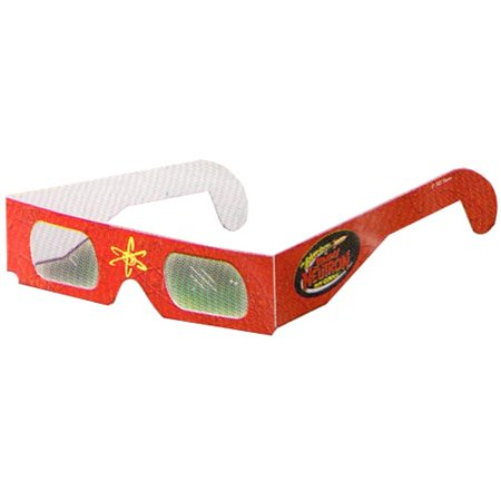 Jimmy Neutron 3-D Glasses / Favors (8ct) - Jimmy Neutron Party