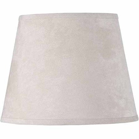 Kenroy Home Style Match Faux Suede Shade,